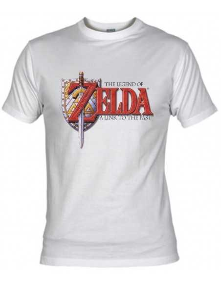 "Camiseta Zelda ""Legend a Link to the Past"""