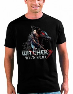 Camiseta The Witcher 3