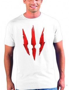 Camiseta The Witcher 3 Logo