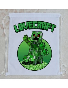 Bolsa de playa Creeper lovecraft
