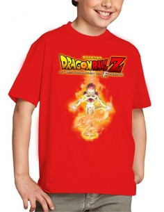 Camiseta Dragon Ball infantil Resurrección de Freezer