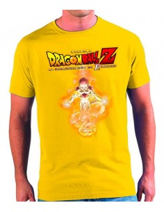 Camiseta Dragon Ball resurrección de Freezer