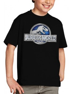 Camiseta niño Jurassic World Logo