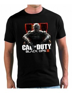 Camiseta Black Ops 3 Soldier