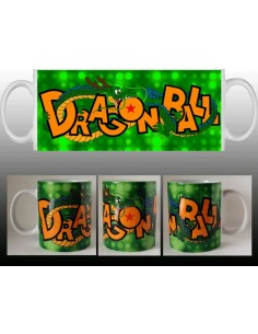 Taza Dragon Ball Senronz