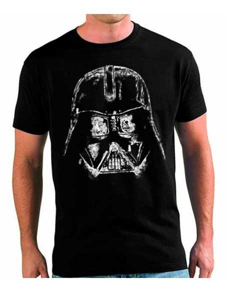 "Camiseta Star Wars Darth Vader ""Arte"""