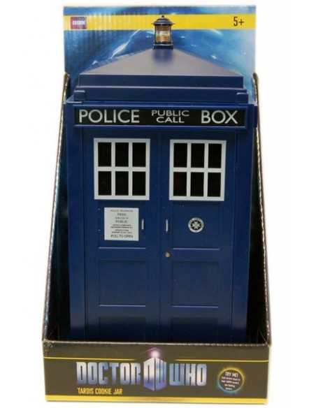 Doctor Who Bote de galletas Tardis 28 cms