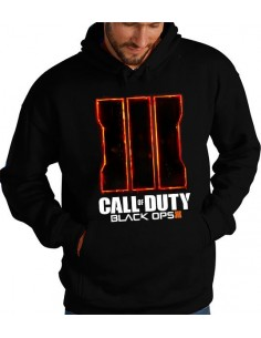 Sudadera Call Of Duty Black Ops 3 - Barras