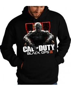 Sudadera Call Of Duty Black Ops 3 - Soldier
