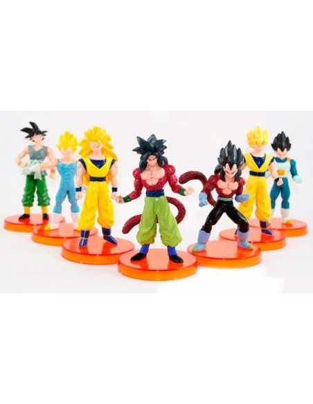 Figuras dragon ball Super Saiyan collectión