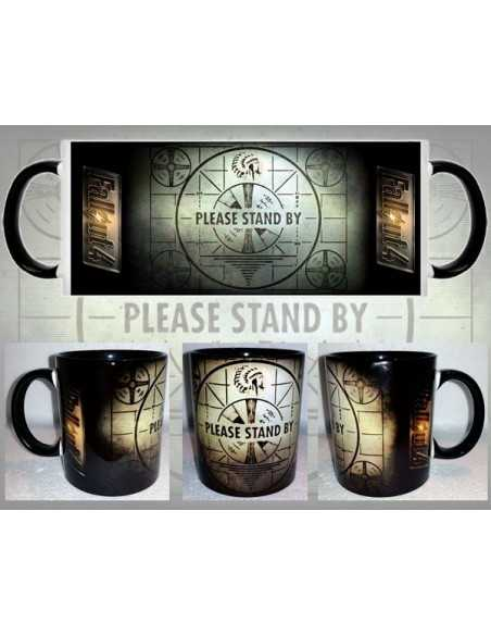 Taza Fallout 4 Stand by