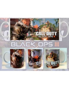 Taza Black ops 3 gaming
