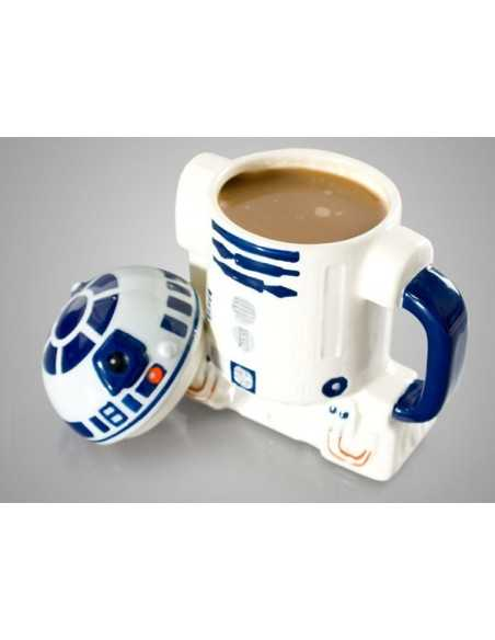 Taza Star Wars R2 D2 - 3D