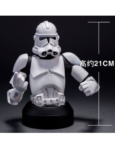 Star Wars figura Clone Trooper 21cms