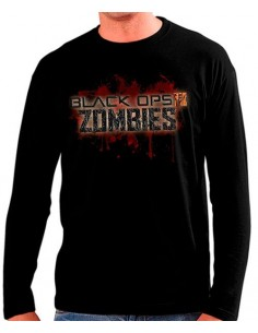 Camiseta Black Ops 3 Zombies