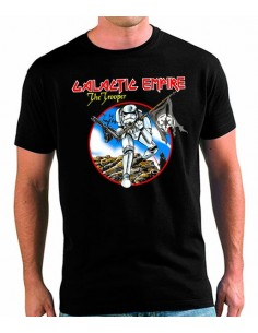 Camiseta Star Wars Galactic Empire