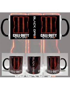 Taza Black ops 3 Barras