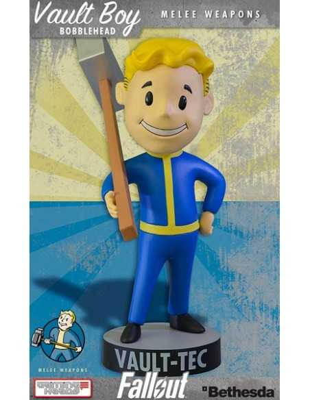 Figura Fallout Vault Boy Melee Weapons