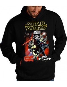 Sudadera Star Wars Ep7 Art