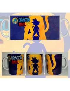 Taza Dragon Ball Z Goku - Ozaru