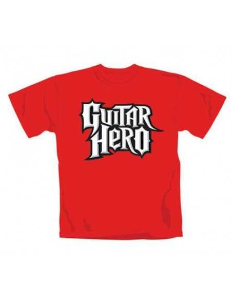 Camiseta Guitar Hero Roja