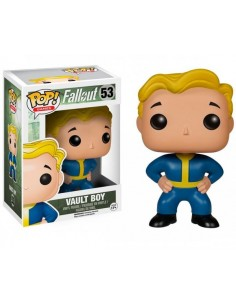 figura pop vault boy - Funko