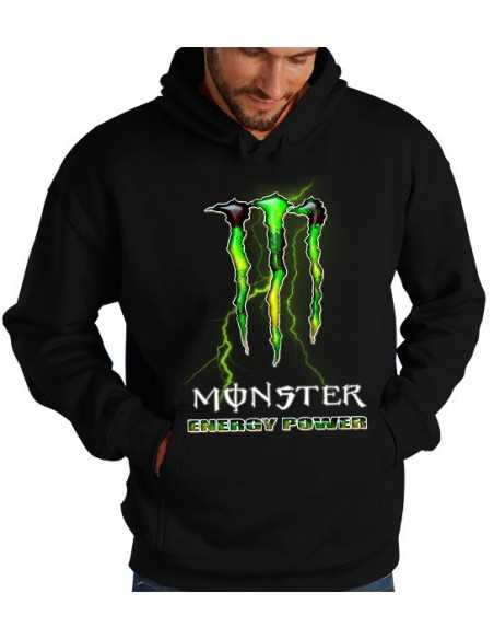Sudadera Monster Energy - Power