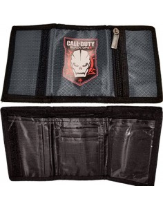 Cartera escudo Black Ops 3