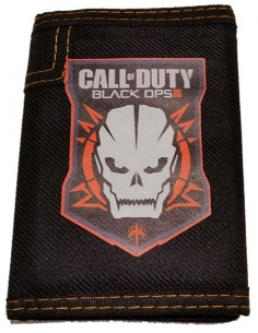 Cartera Black Ops 3 Tejana