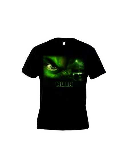 Camiseta Hulk (nights) - Camisetas de super heroes