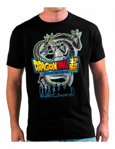 Camiseta Dragon Ball Super Senronz f71c0896d3645