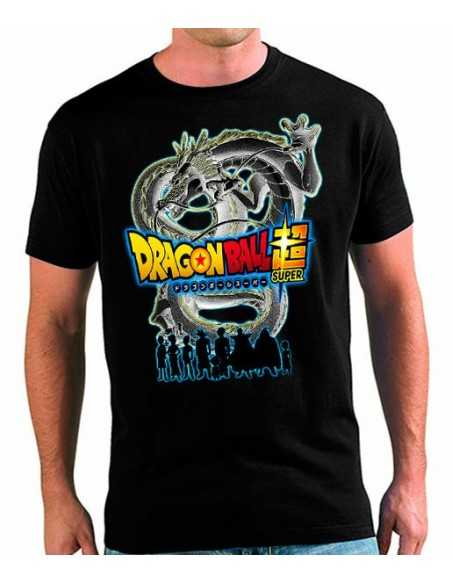 Camiseta Dragon Ball Super Senronz