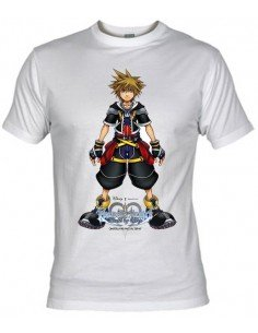 Camiseta Kingdom hearts (Sora)