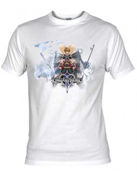 Camiseta Kingdom Hearts (Classic)