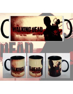 Taza The walking Dead - Daryl Dixon Sombras