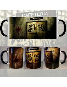 Taza The walking Dead - Don´t Open