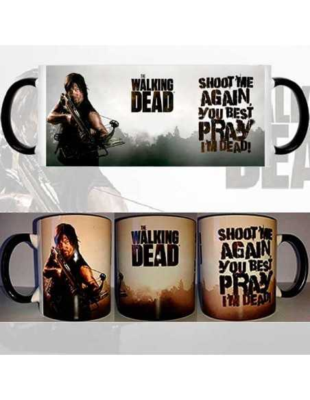 Taza The walking Dead - Daryl Dixon