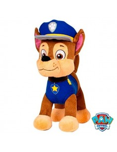 Peluche Patrulla Canina - Chase 19cm