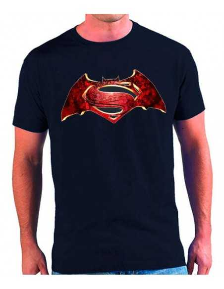 Camiseta Batman vs Superman 2016