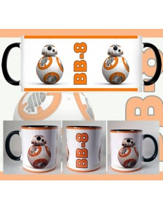 Taza Star Wars BB-8 Robot