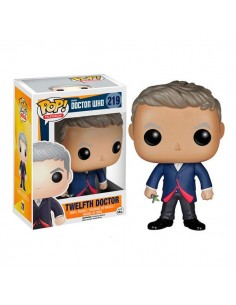 Figura Pop Doctor Who 12º Doctor Who