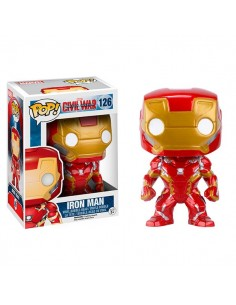 Figura Pop Iron Man - Capitán América civil war
