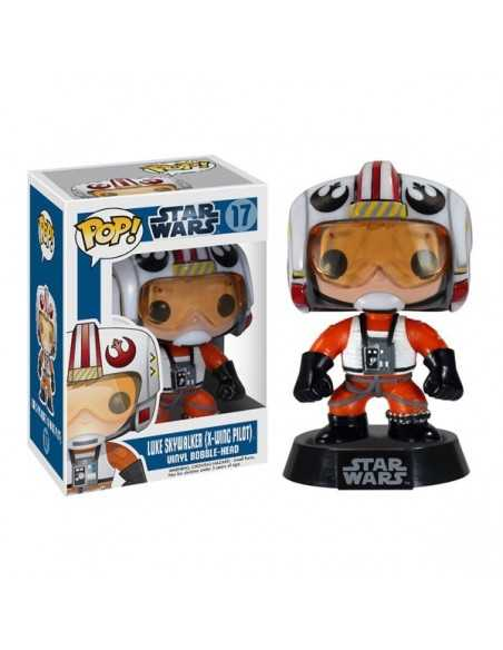 Figura Fuko Pop Star Wars Luke Skywalker X-Wing
