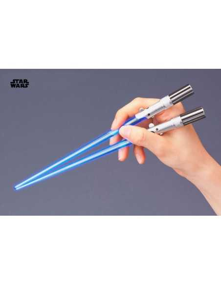 Espadas Star Wars Luke Skywalker - Palillos con luz