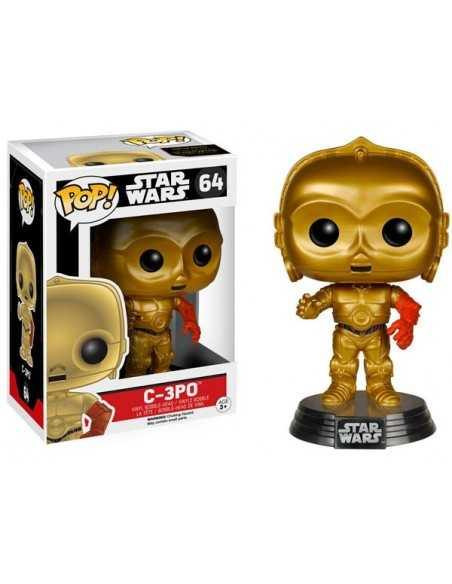 Figura Funko Pop Star Wars C-3PO