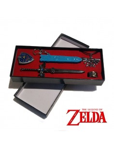 The legend of Zelda set merchandising