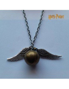 Colgante Snitch Harry Potter