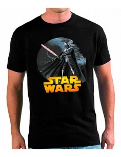 Camiseta Star Wars Darth Vader ESPADA LASER