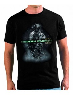 Camiseta Call of duty Modern Warfare 2 eb