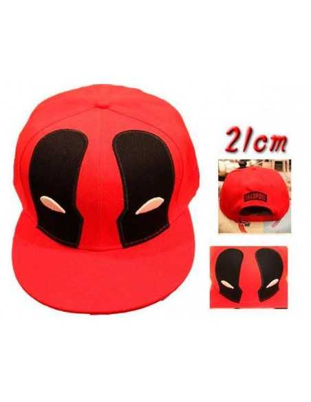 Gorra Deadpool máscara
